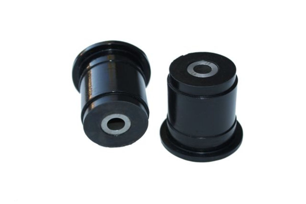 Replace The Upper Control Arm Bushing On A Jeep Dana 30