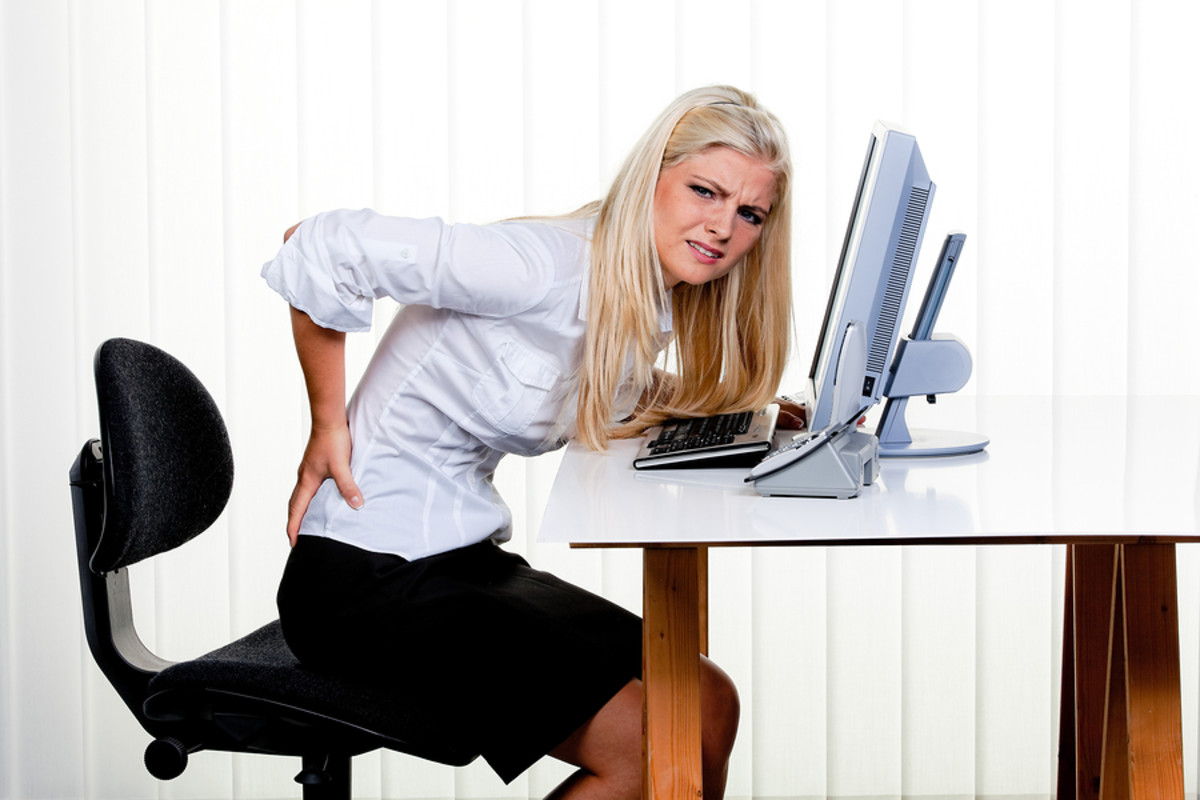 The Link between Prolonged Sitting and Lower Back Pain