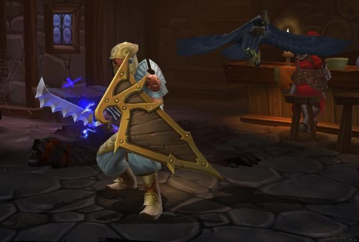 Torchlight 2: Tank Support Outlander Build Guide | HubPages