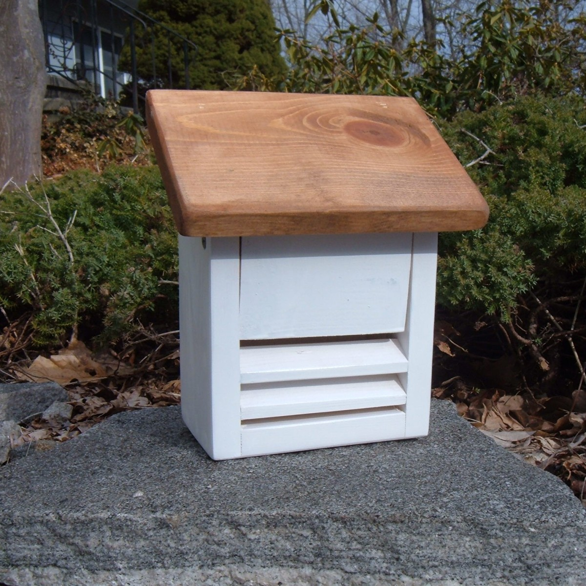 Ladybug House for the Garden