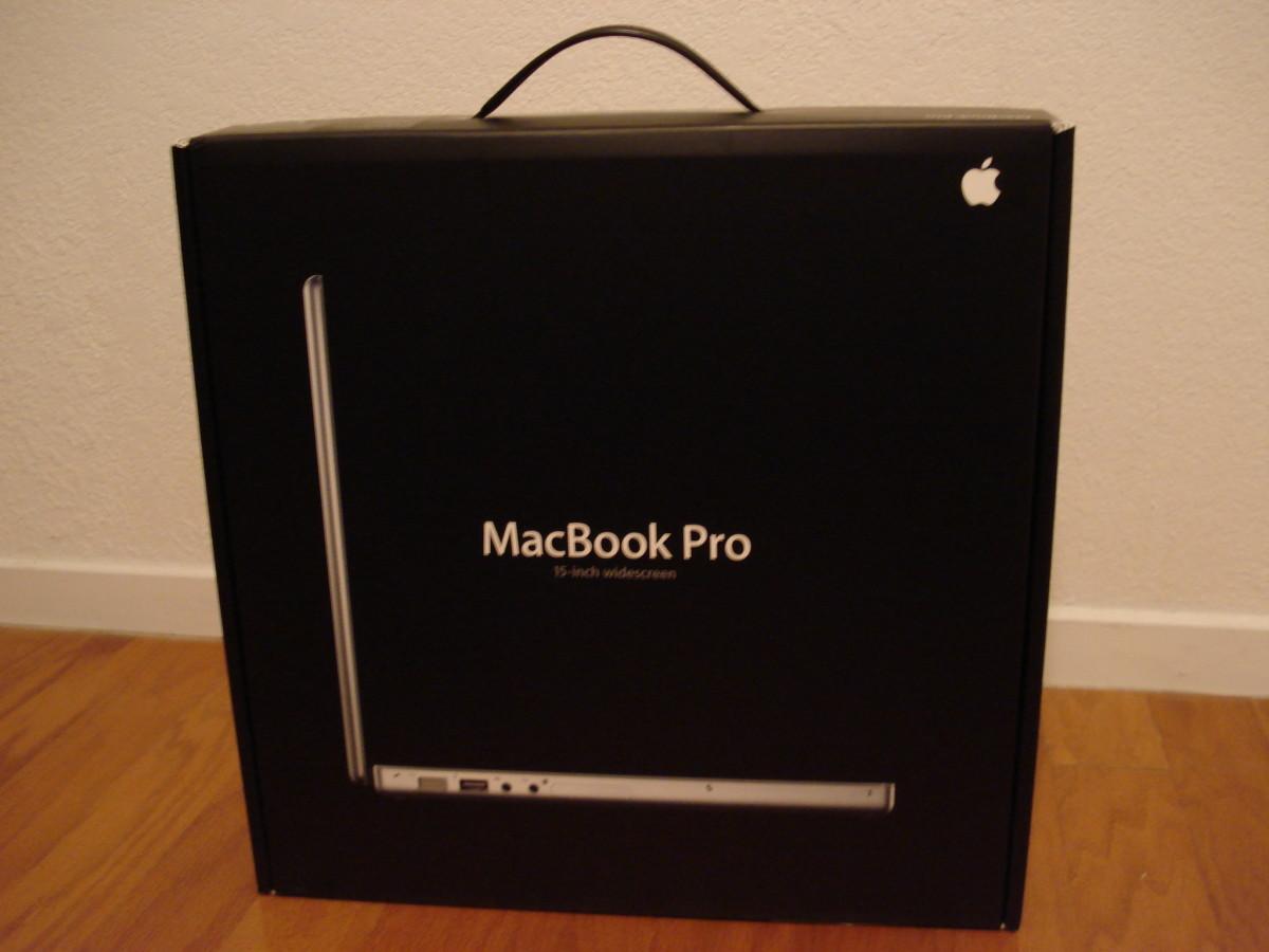 Portable MacBook Pro