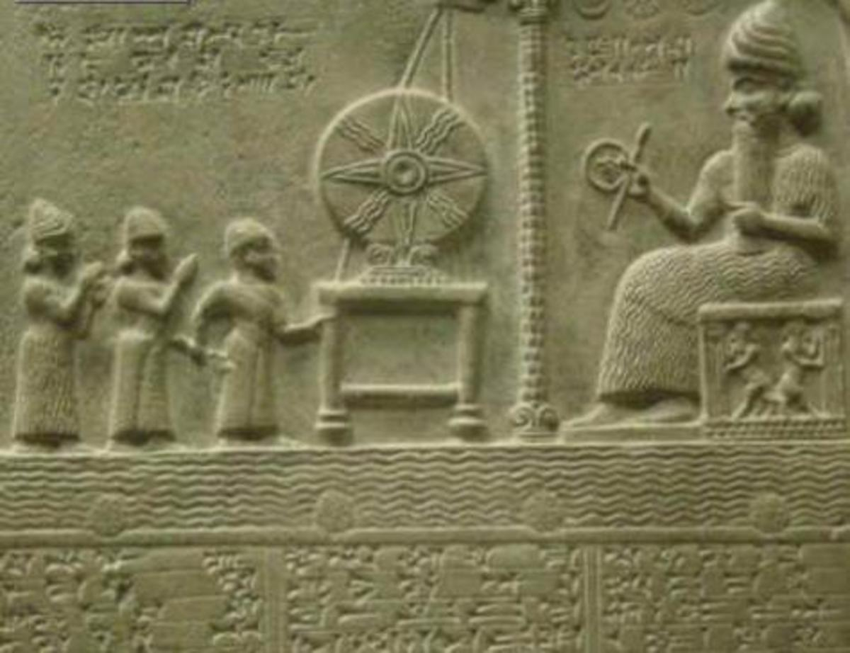 """Annunaki is defined in the Sumerians language as """"those who came to Earth from the sky/heavens"""" and is what the Ancient Astronaut  theory is based upon."""