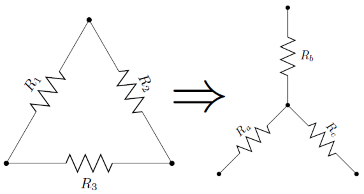 How To Use Delta-to-Wye Transformations In Circuit Analysis