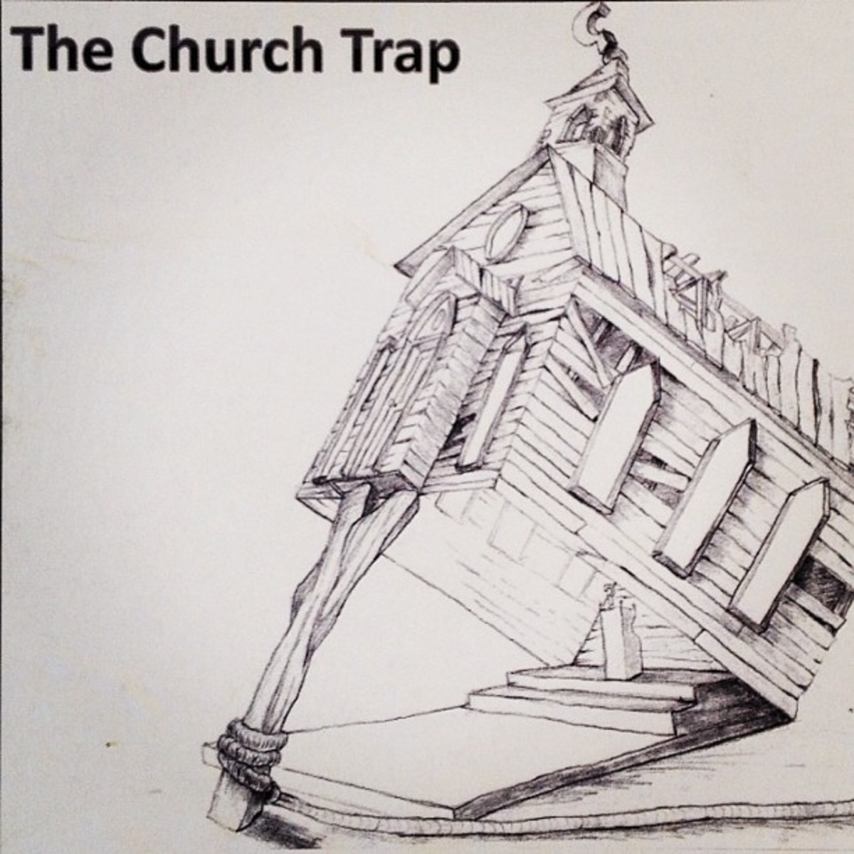 Going to Church is a Religious Trap