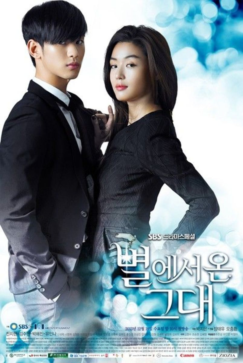 My Love from the Star's Do Min Joon and Cheon Song Yi