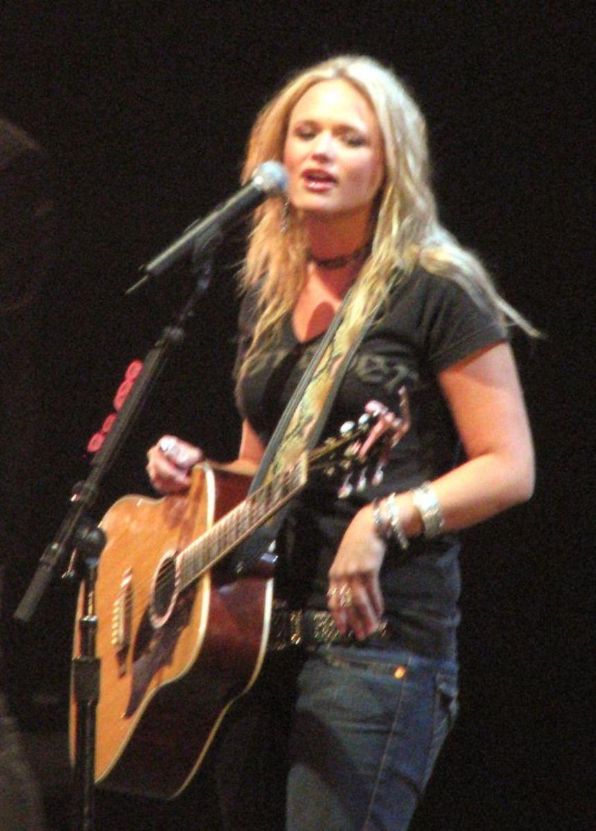 Beautiful Miranda Lambert