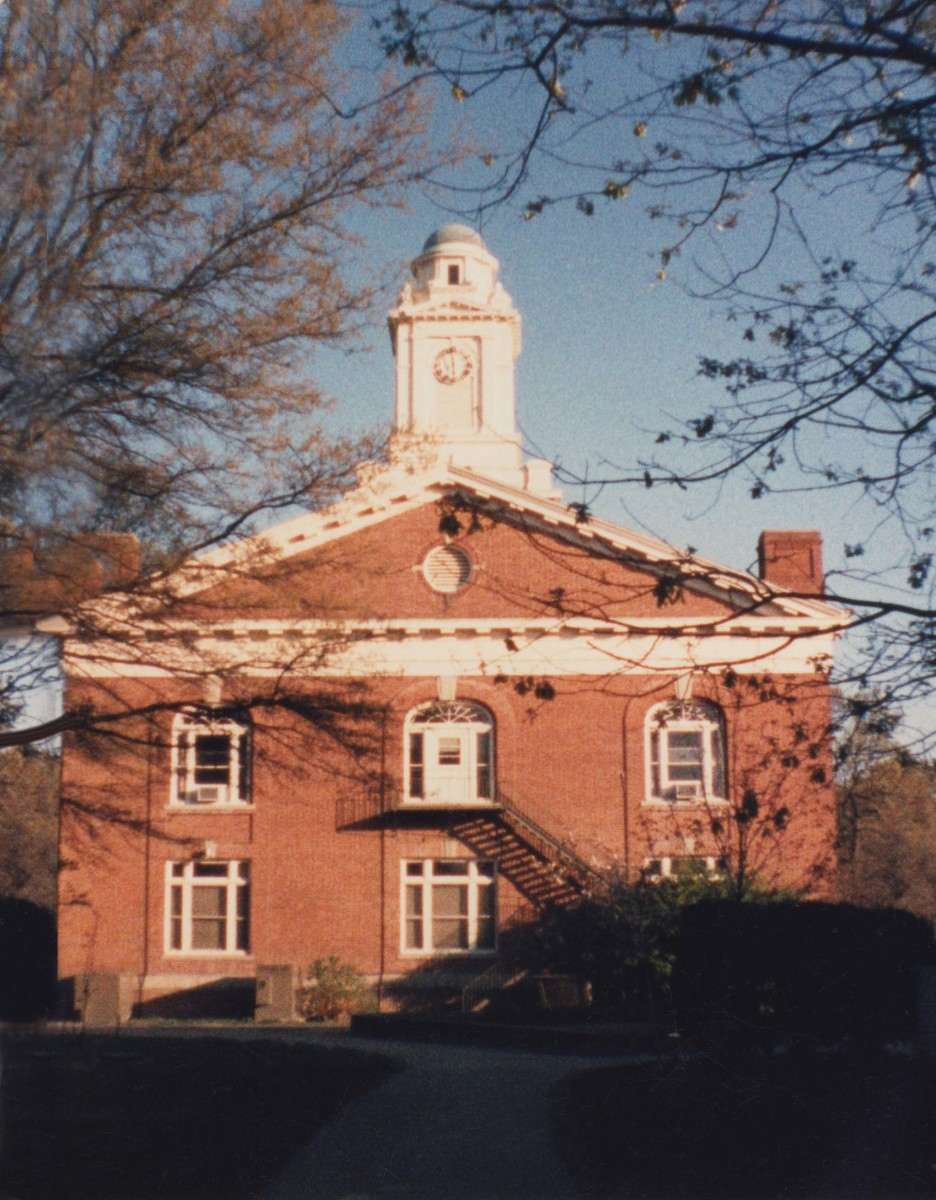 Phelps-Stokes at Berea College, Berea Kentucky