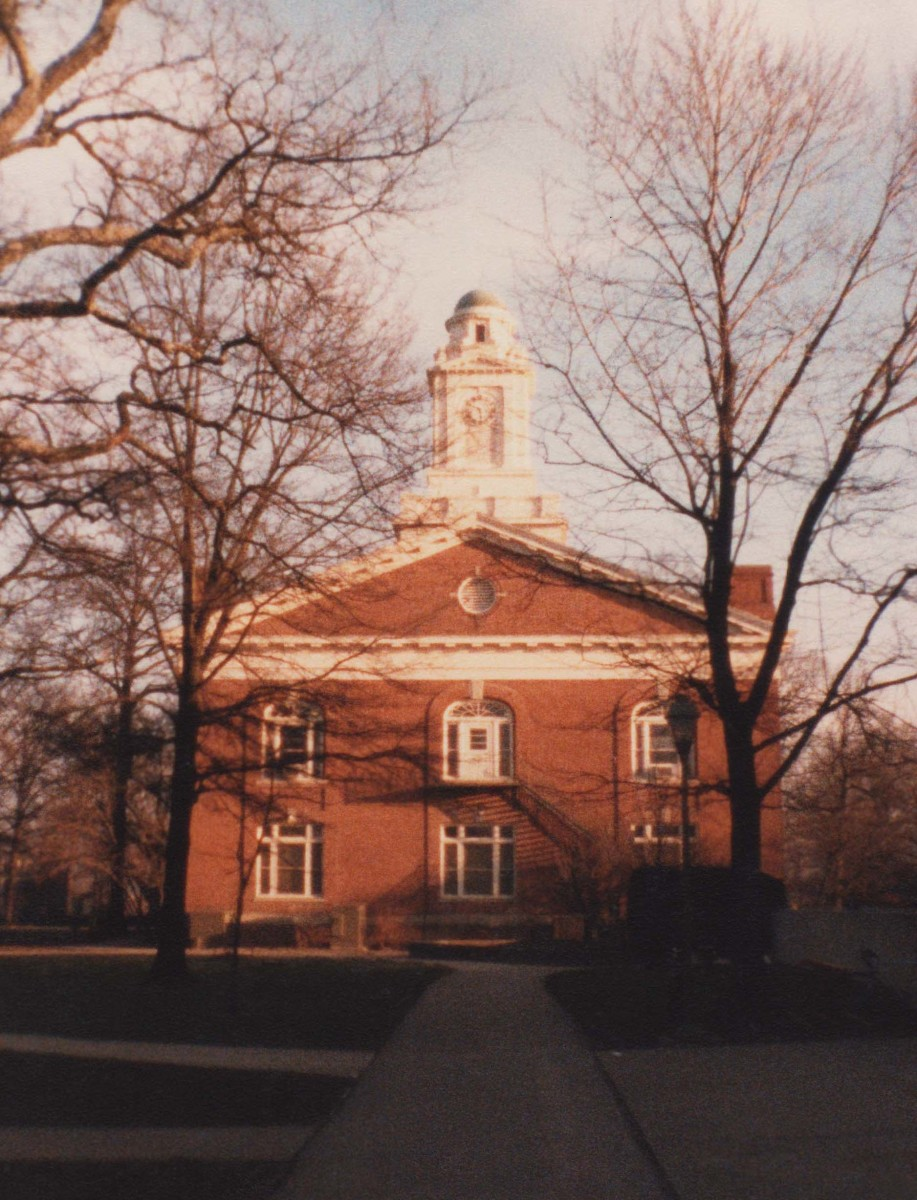 Phelps Stokes Chapel, home of The Convocations, is the main student assembly hall.