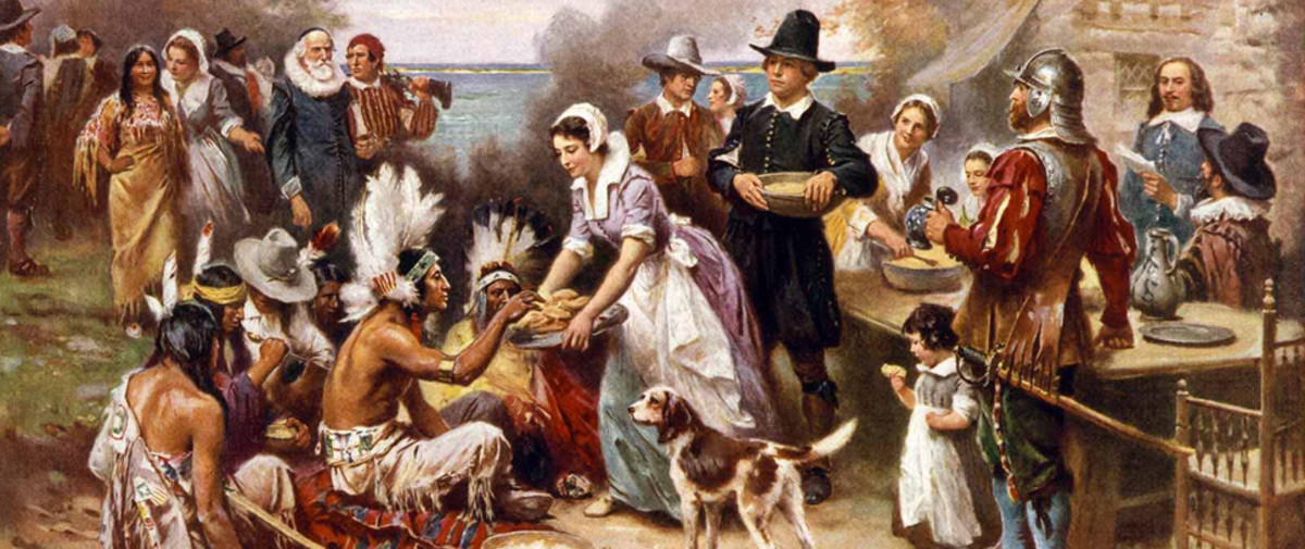 A Thanksgiving Story - a fiction short story