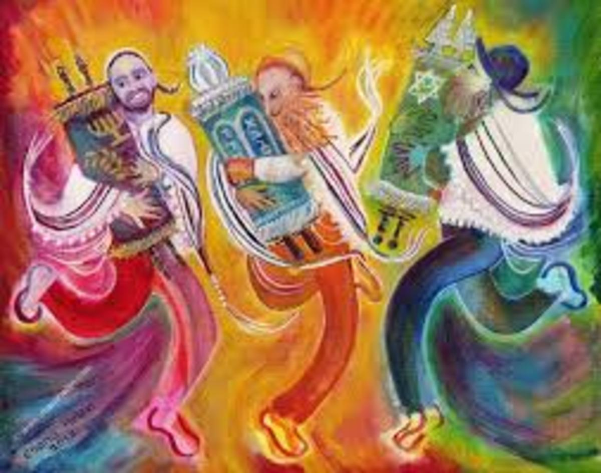Shimni Atzaret is the celebration of the Torah. It always occurs immediately after Sukkot.