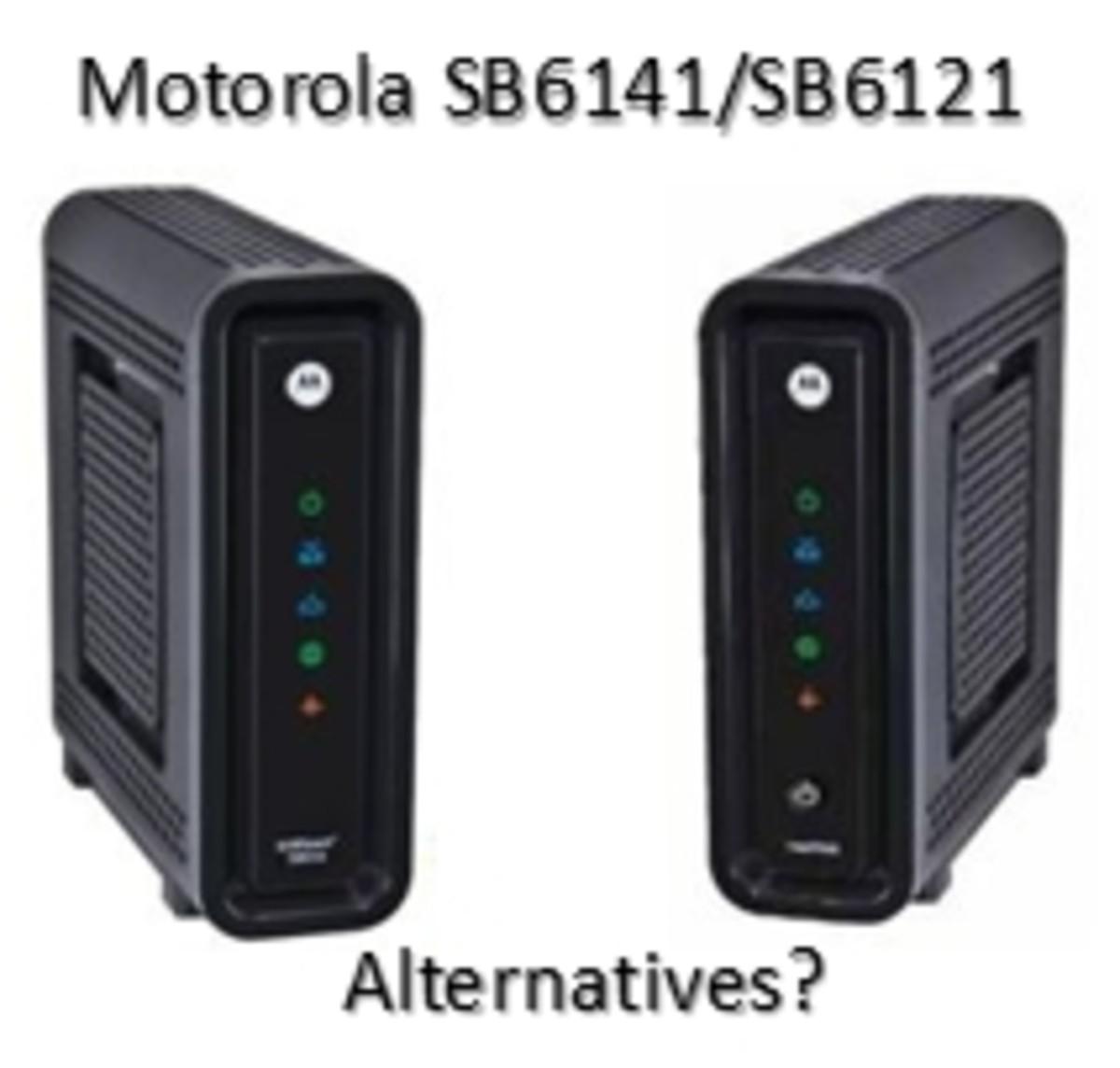 Other alternatives to Motorola SB6141 or SB6121?