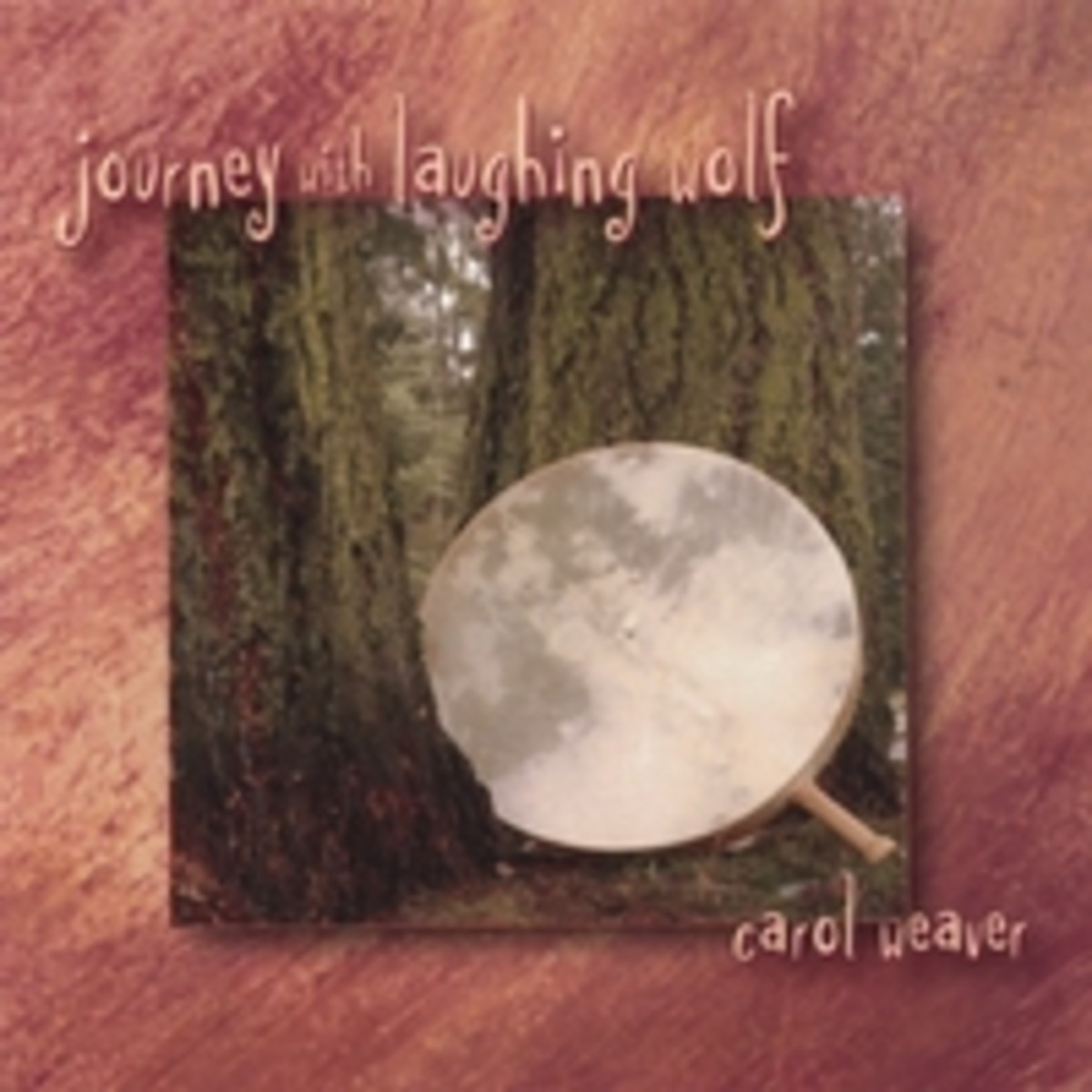 "My CD/mp3 ""Journey with Laughing Wolf"" - 3 shamanic journeys with Qilaut + Rattle..."