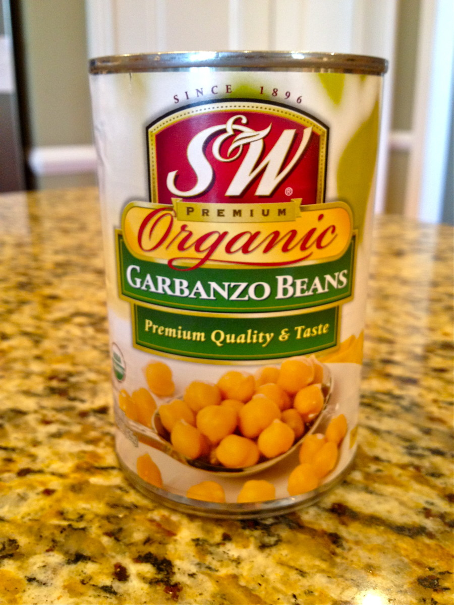 Chickpeas are also known as Garbanzo Beans