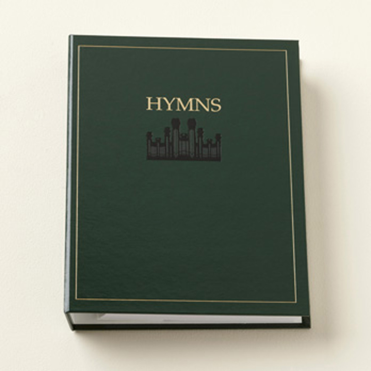 The published hymnal.