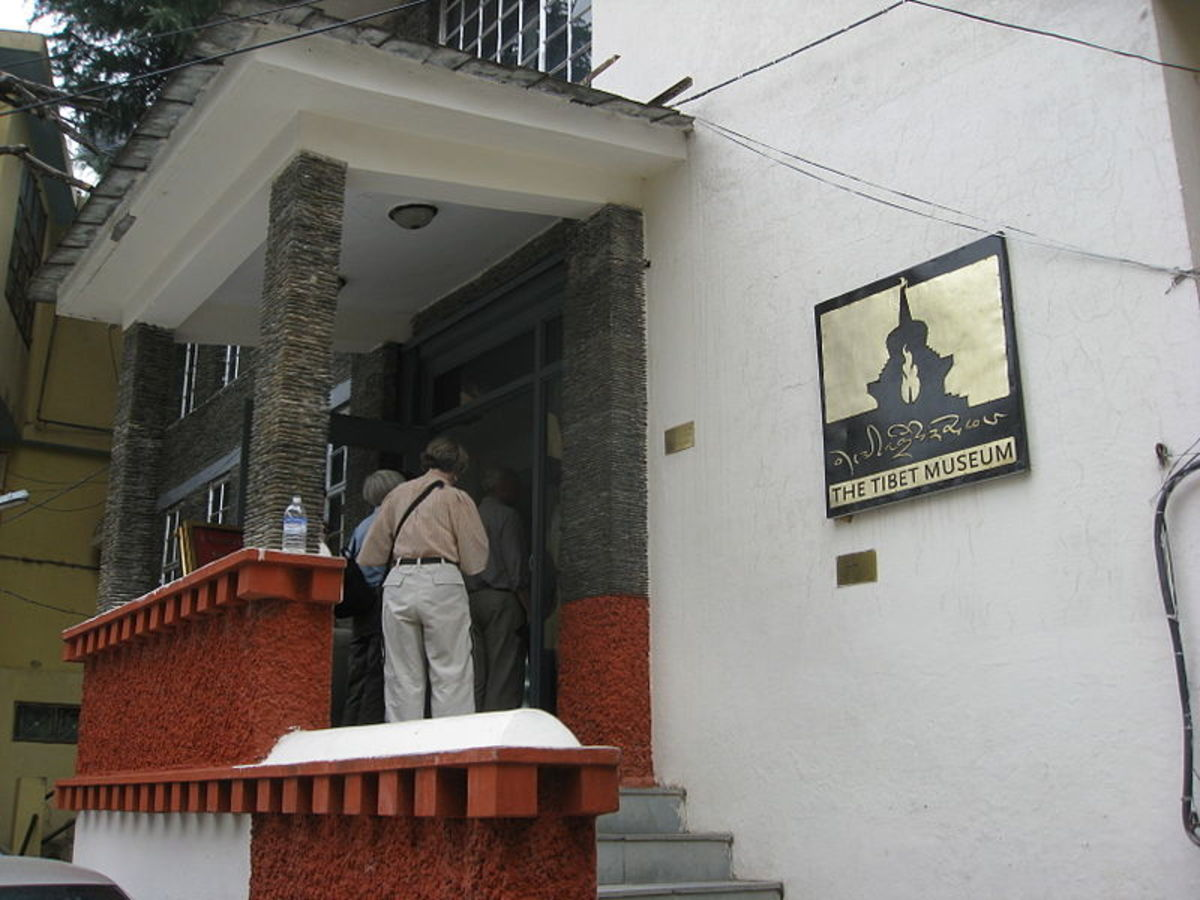 The Tibetan Museum