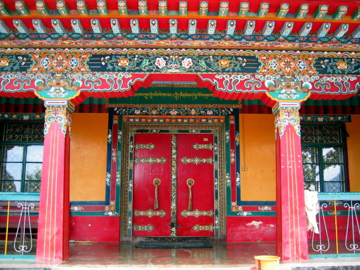 Library of Tibetan Works and Archives, Dharamsala.