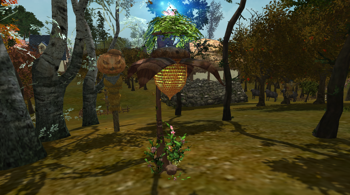 ArcheAge acorn beehive crafting & gathering guide plus royal jelly