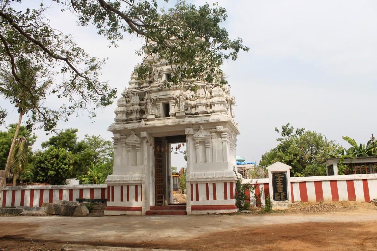3 tier raja gopuram