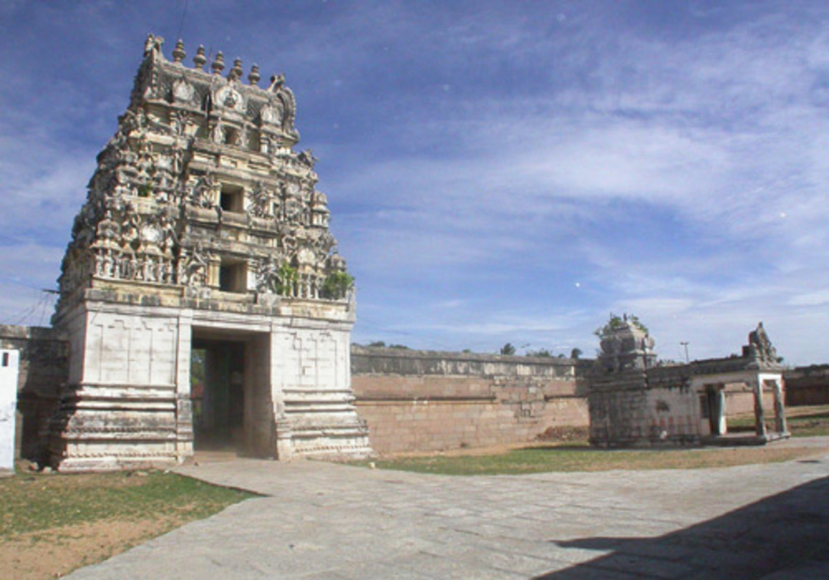 Thakkolam Jalandeswara temple