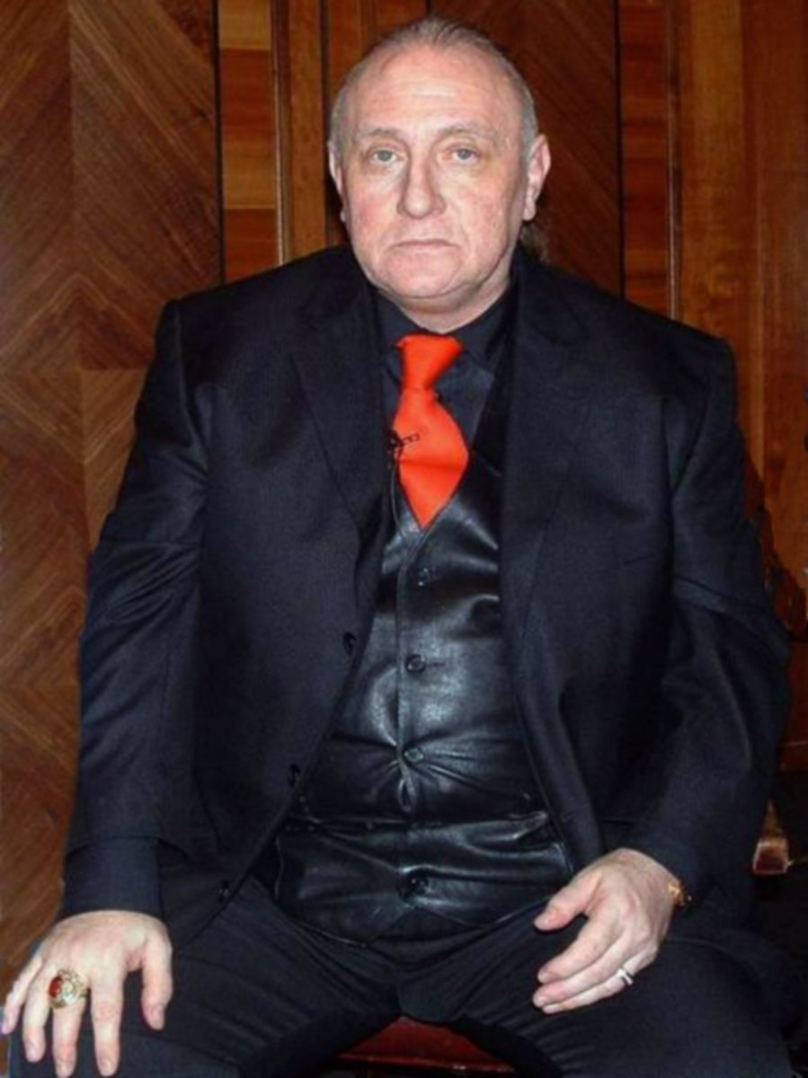 Richard Bandler, cofounder of NLP