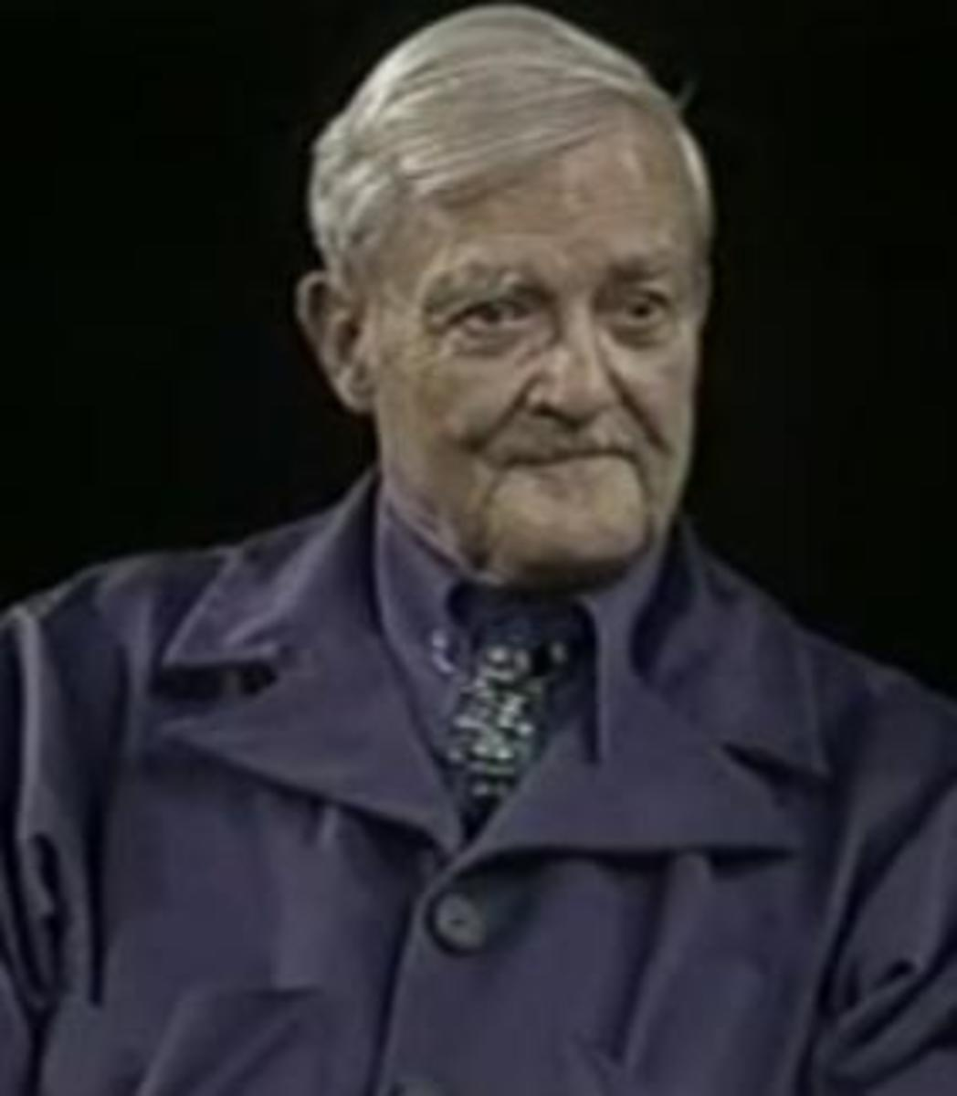 Milton H. Erickson, famous American hypnotist and father of indirect suggestion