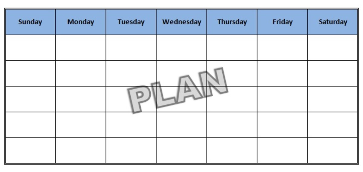 Format of Schedule