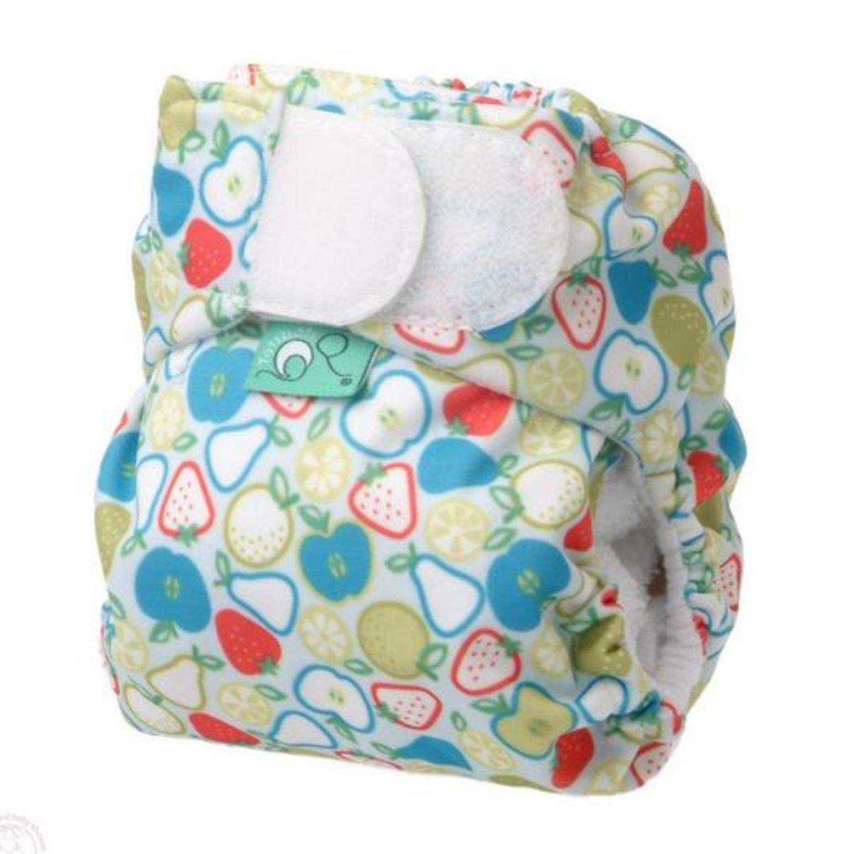 Tots Bots Tutti Frutti Print Diaper