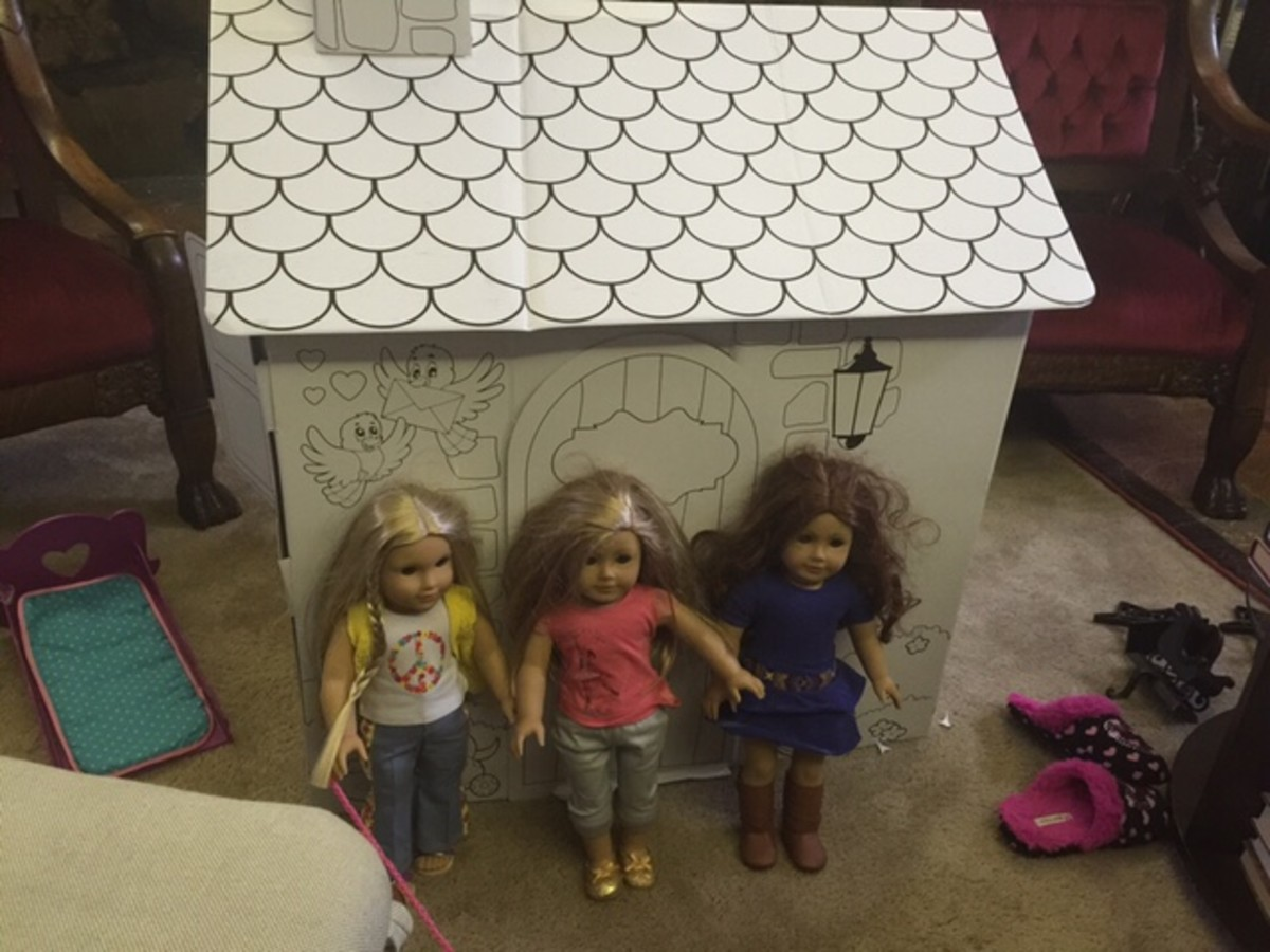 American Girl Doll House Options