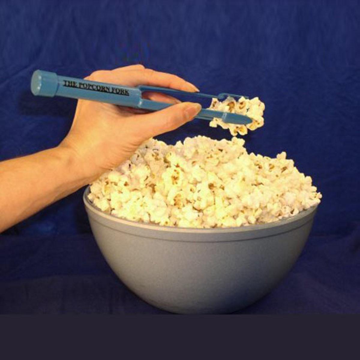 The Popcorn Fork