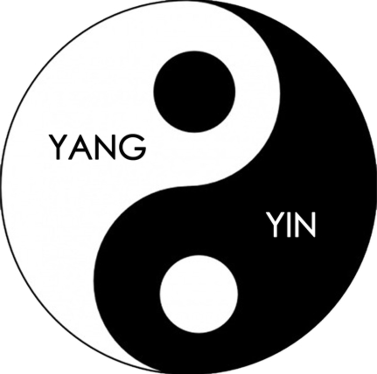 The 3rd Character in the Yin and Yang