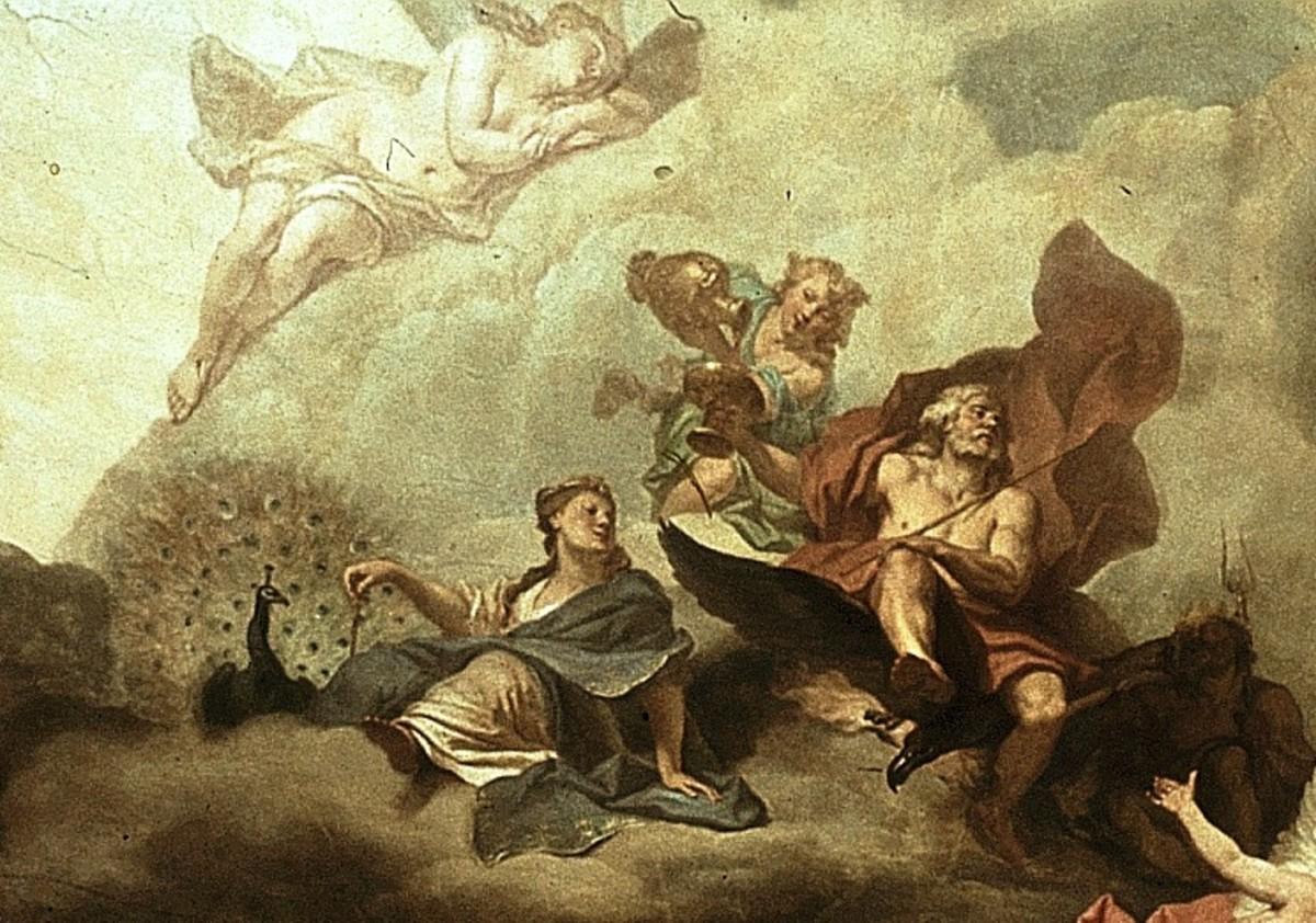 Louis de Silvestre (1675–1760)  PD-art-100