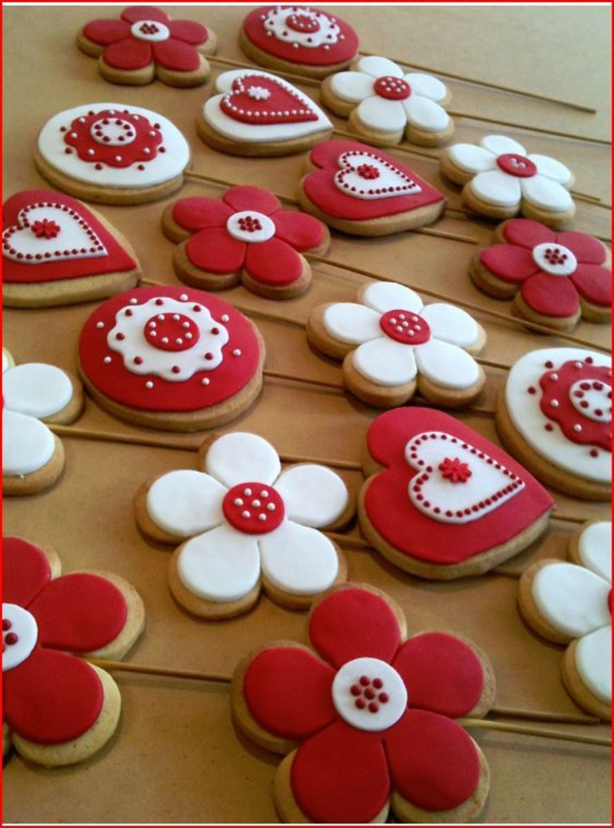 Click Pick for 20 Homemade Valentines Day Cookies for Kids to Make | Easy Valentines Day Baking for Him