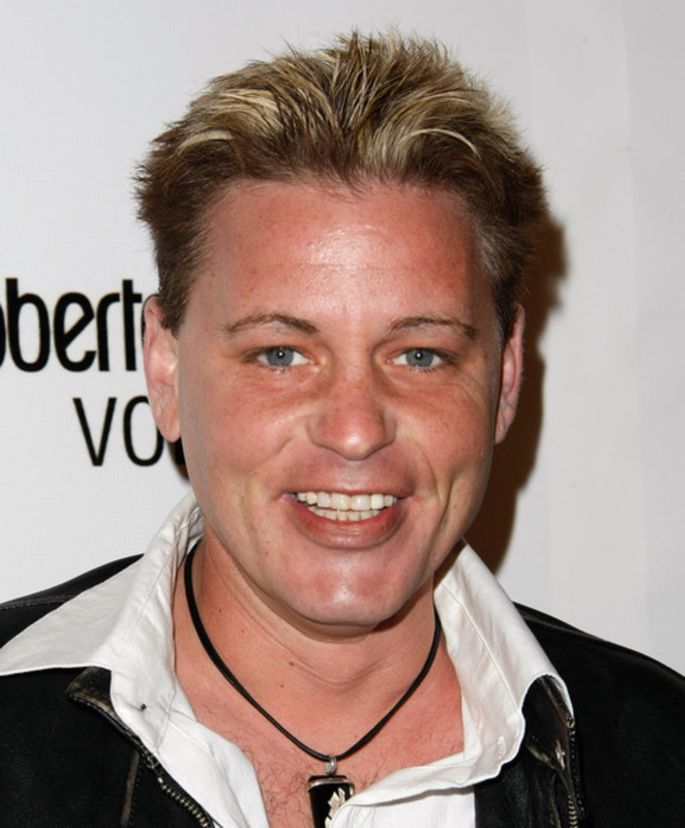 Corey Haim as an adult