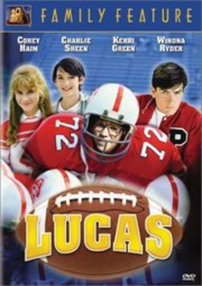 Lucas movie promotional poster