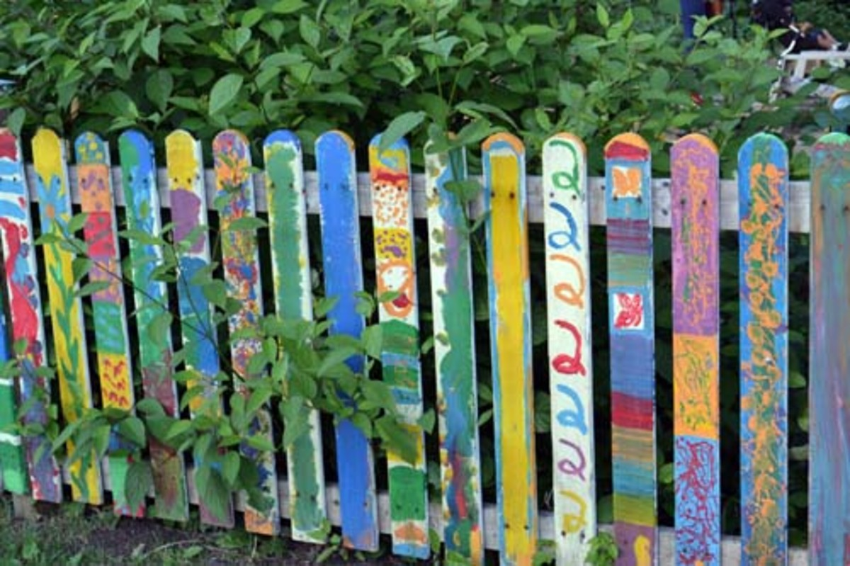 DIY Décor Ideas for the Garden