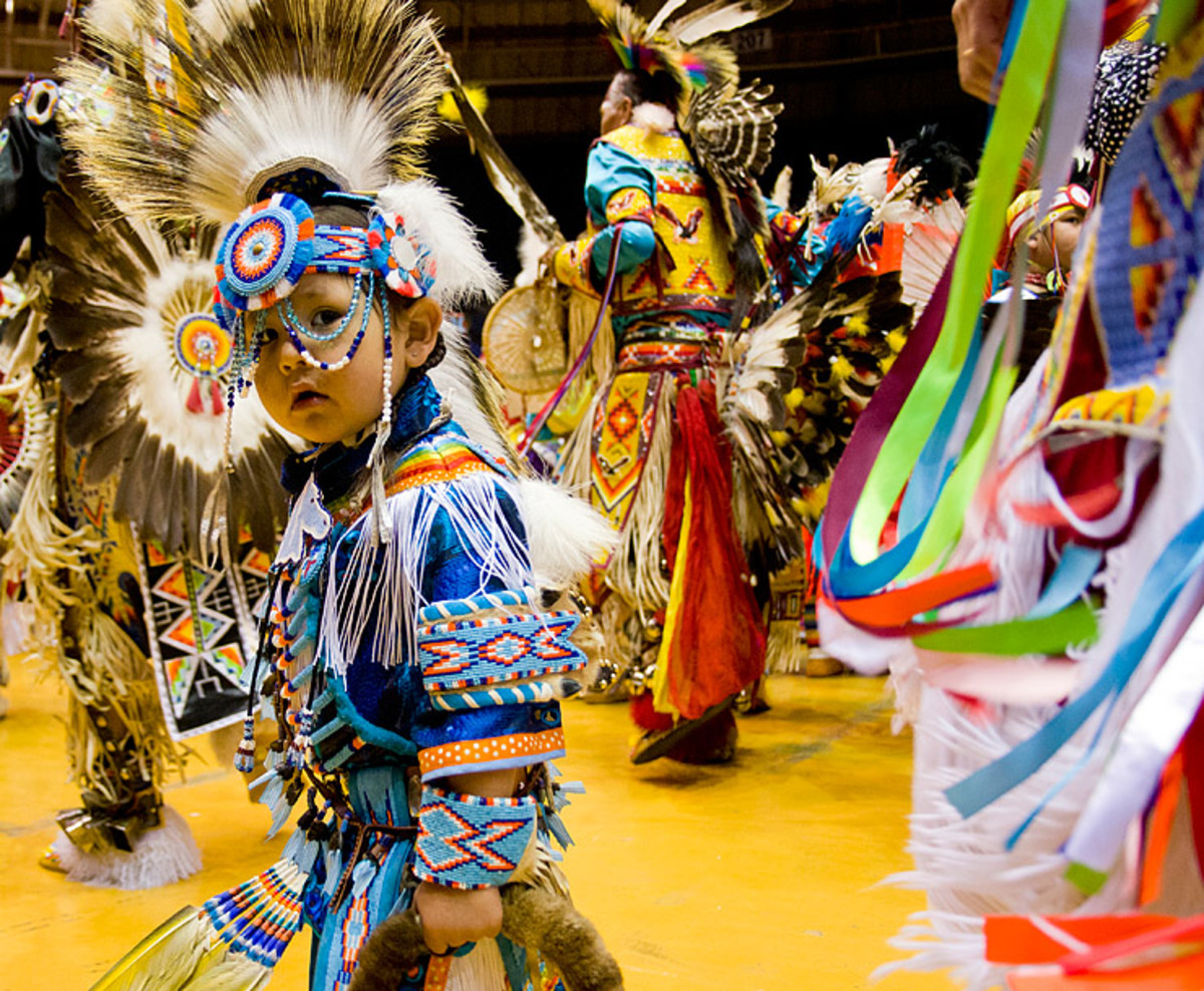 Guide to Native American Powwow Etiquette