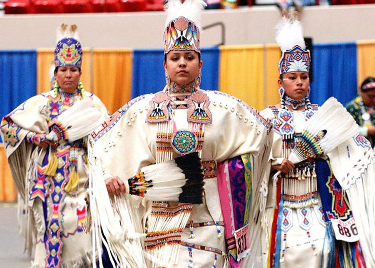 Check out the article in Indian Country Today on Top 10 Powwow Do's and Don'ts.