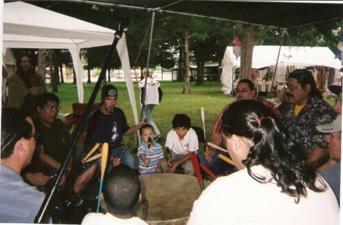 Mother's Day Powwow 2009 Huntsville, Alabama