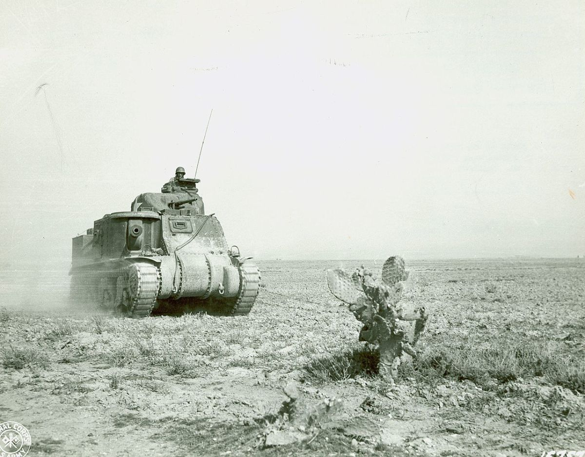 The American Grant Tank
