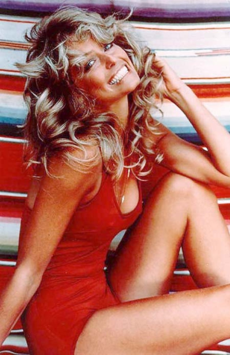 Top Toy - $1500 Prototype Barbie Doll - of the Actress Who Launched a Thousand Dreams Farrah Fawcett