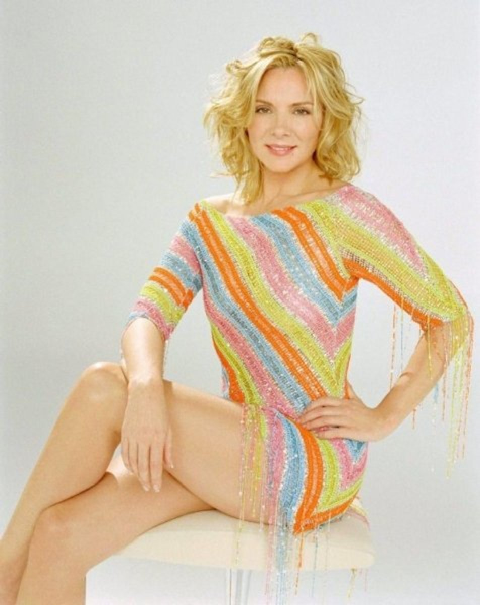 Kim Cattrall - Beautiful Women Over 40