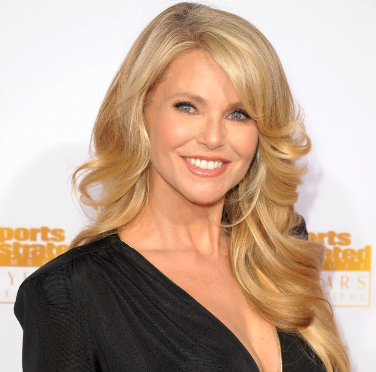 Model and actress Christie Brinkley