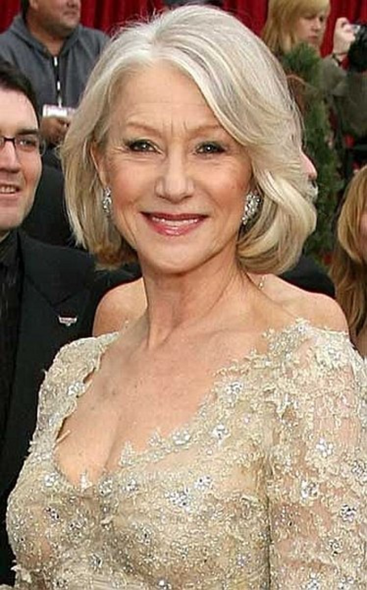 Helen Mirren - Beautiful Women Over 40