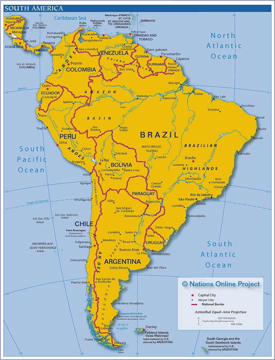 South American Cuisine : The Food Culture in South America