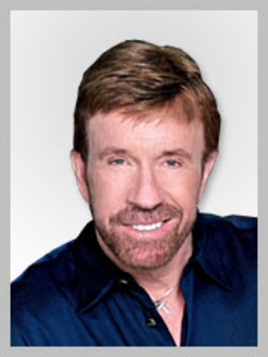 Chuck Norris doesn't dial the wrong number. You answered the wrong phone.