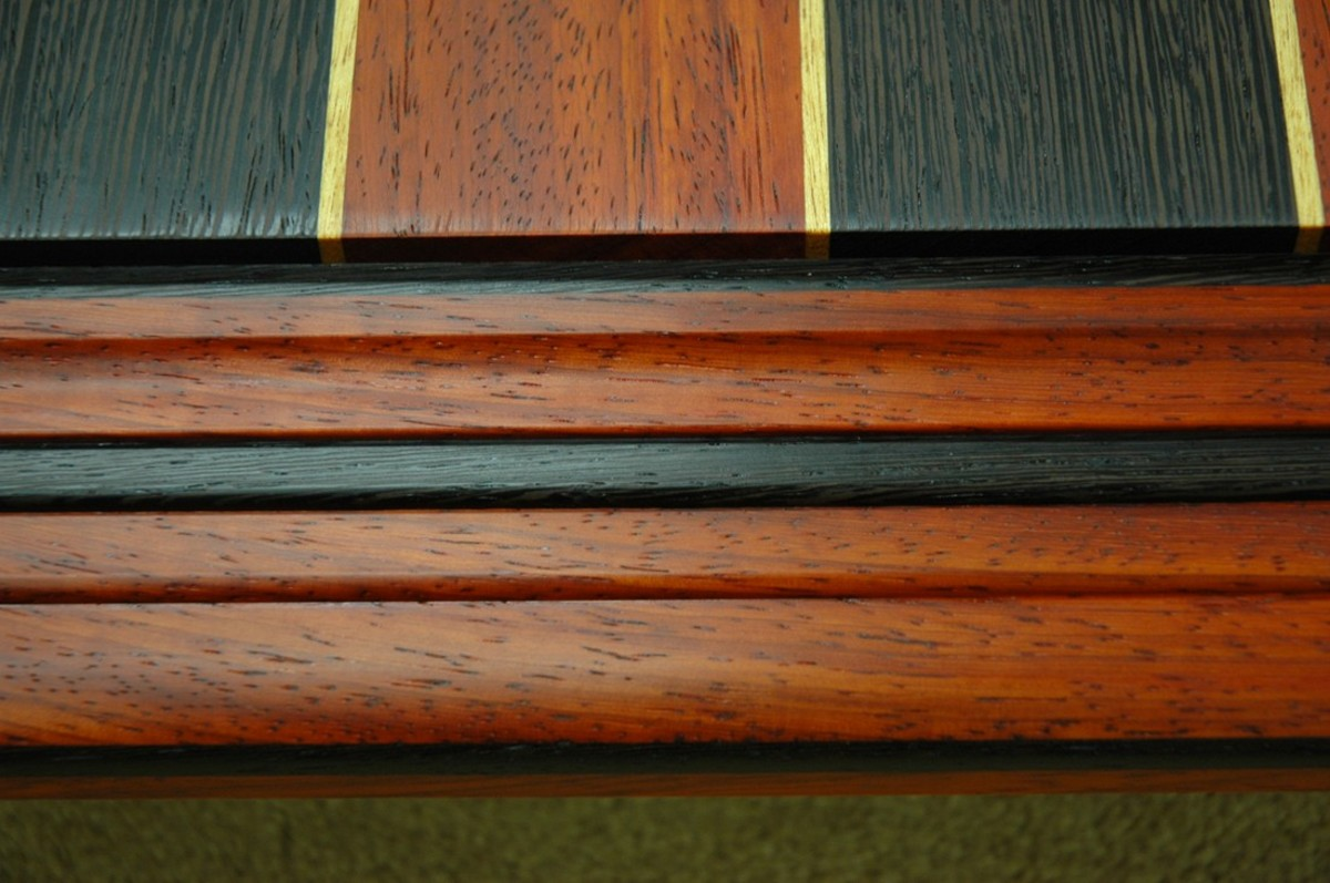 Exceptional attention to detail on every board.