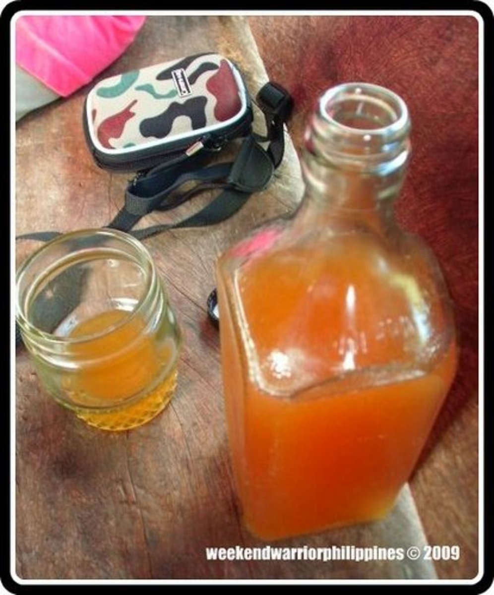 Cheers! Tapuy Rice Wine in Batad (Photo courtesy by marklestervalle from Flickr.com)