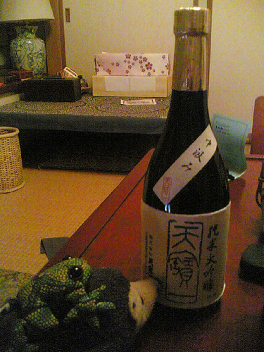 Rice Wine (Photo courtesy by ringo134 from Flickr.com)