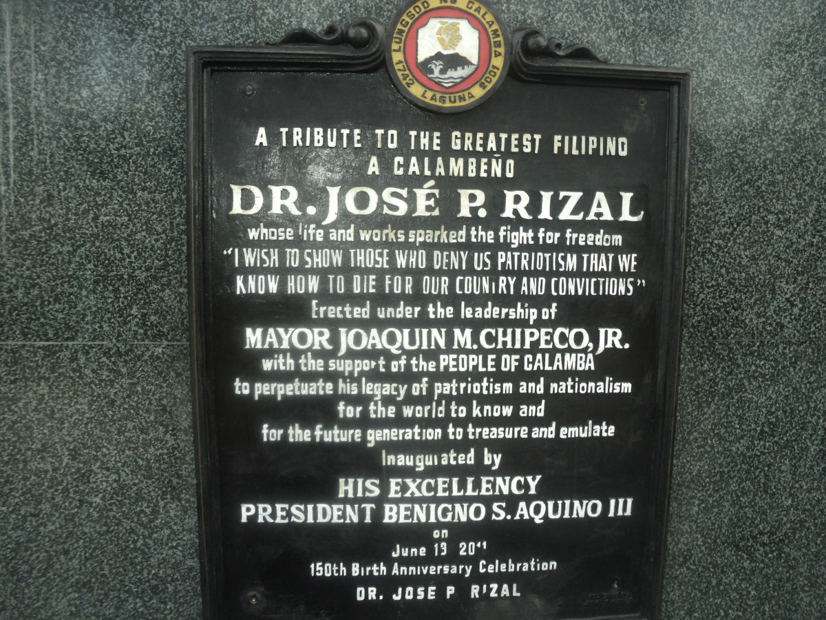 A tribute to the greatest Filipino!