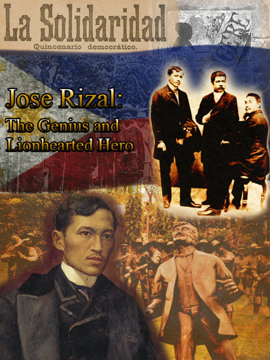 Jose Rizal: The Genius And Lionhearted Hero